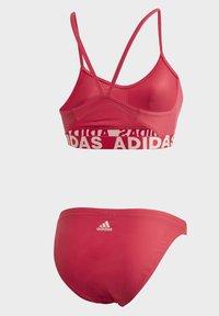 adidas Performance - BEACH BIKINI - Bikini - pink - 10