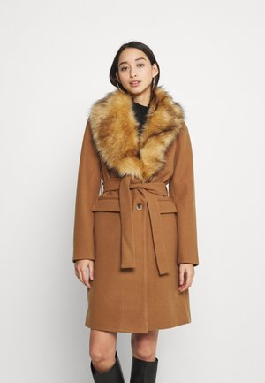 VIMATHILDA JACKET - Classic coat - tigers eye