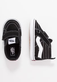 Vans - SK8 - Scarpe neonato - black/true white - 0