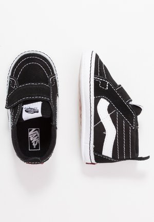 SK8 - Krabbelschuh - black/true white