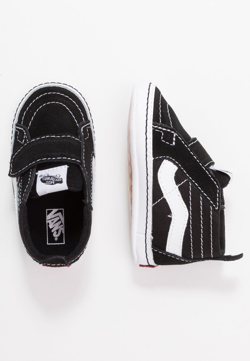 Vans - SK8 - Scarpe neonato - black/true white