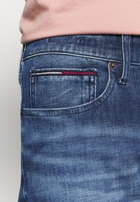 Tommy Jeans - SCANTON SLIM - Slim fit -farkut - blue denim - 5
