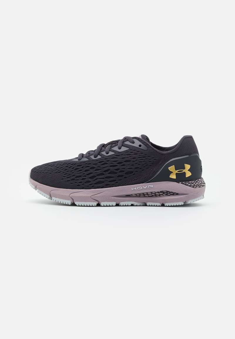 Under Armour - HOVR SONIC  - Neutral running shoes - blackout purple