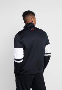 Nike Sportswear - M NSW NIKE AIR JKT PK - Kevyt takki - black/white/university red - 2