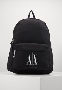 Armani Exchange - BACKPACK - Rucksack - black - 0