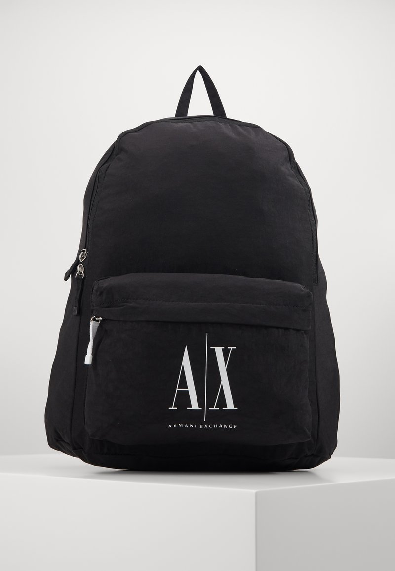 Armani Exchange - BACKPACK - Rucksack - black