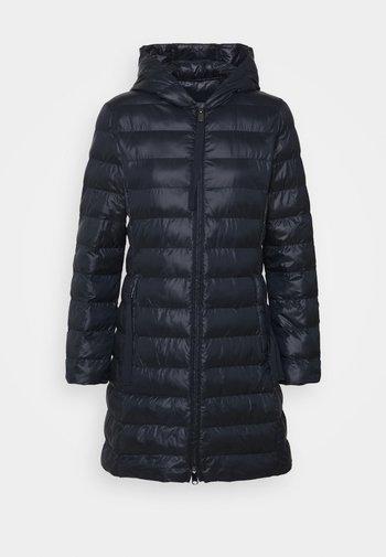 FAVORIRE - Short coat - midnight blue