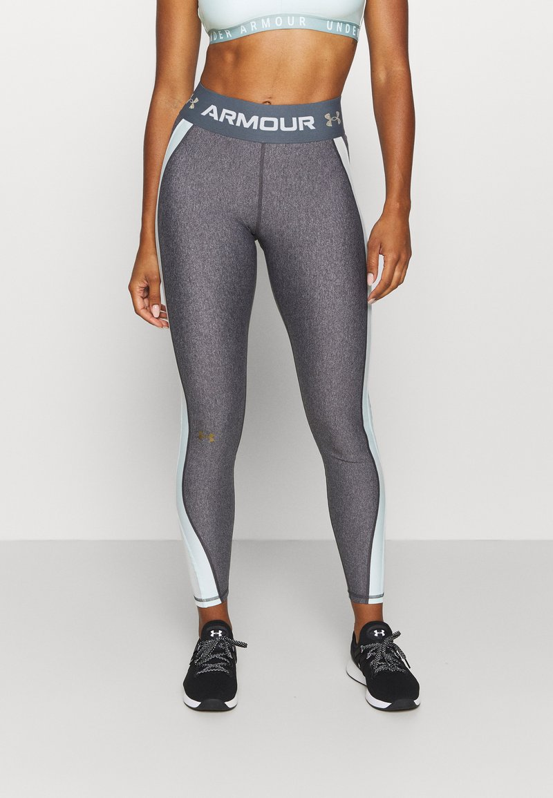 Under Armour - Medias - charcoal light heather