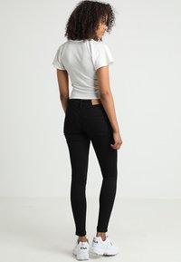 Object - OBJSKINNYSOPHIE - Jeans Skinny Fit - black - 2