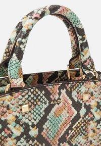 ALDO - ADEITHIEL - Tote bag - pastel multi/gold-coloured - 3