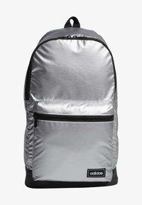 adidas Performance - CLASSIC METALLIC BACKPACK MEDIUM - Rygsække - silver - 0