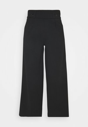 JDYGEGGO NEW ANCLE PANTS - Trousers - black