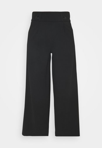 JDYGEGGO NEW ANCLE PANTS - Trousers - black
