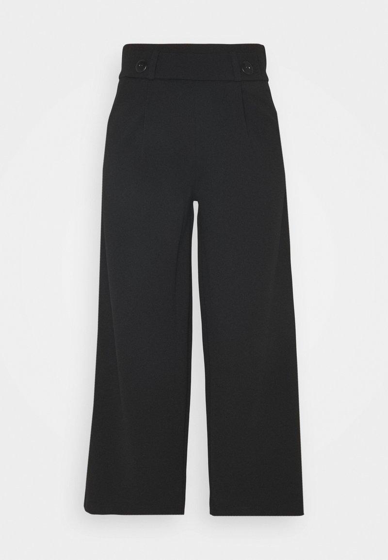 JDY JDYGEGGO NEW ANCLE PANTS - Stoffhose - black/schwarz hJkmZJ