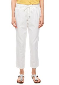 s.Oliver - Trousers - offwhite - 5