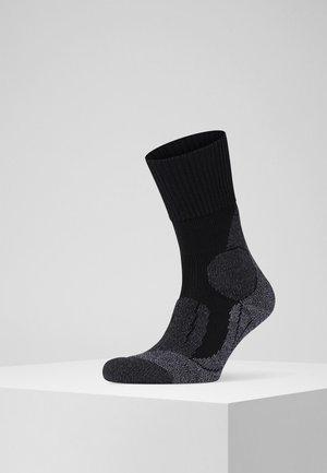TK1 COOL - Sports socks - black/grey