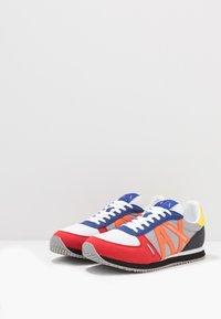 Armani Exchange - RETRO RUNNER - Sneakersy niskie - multicolor - 2