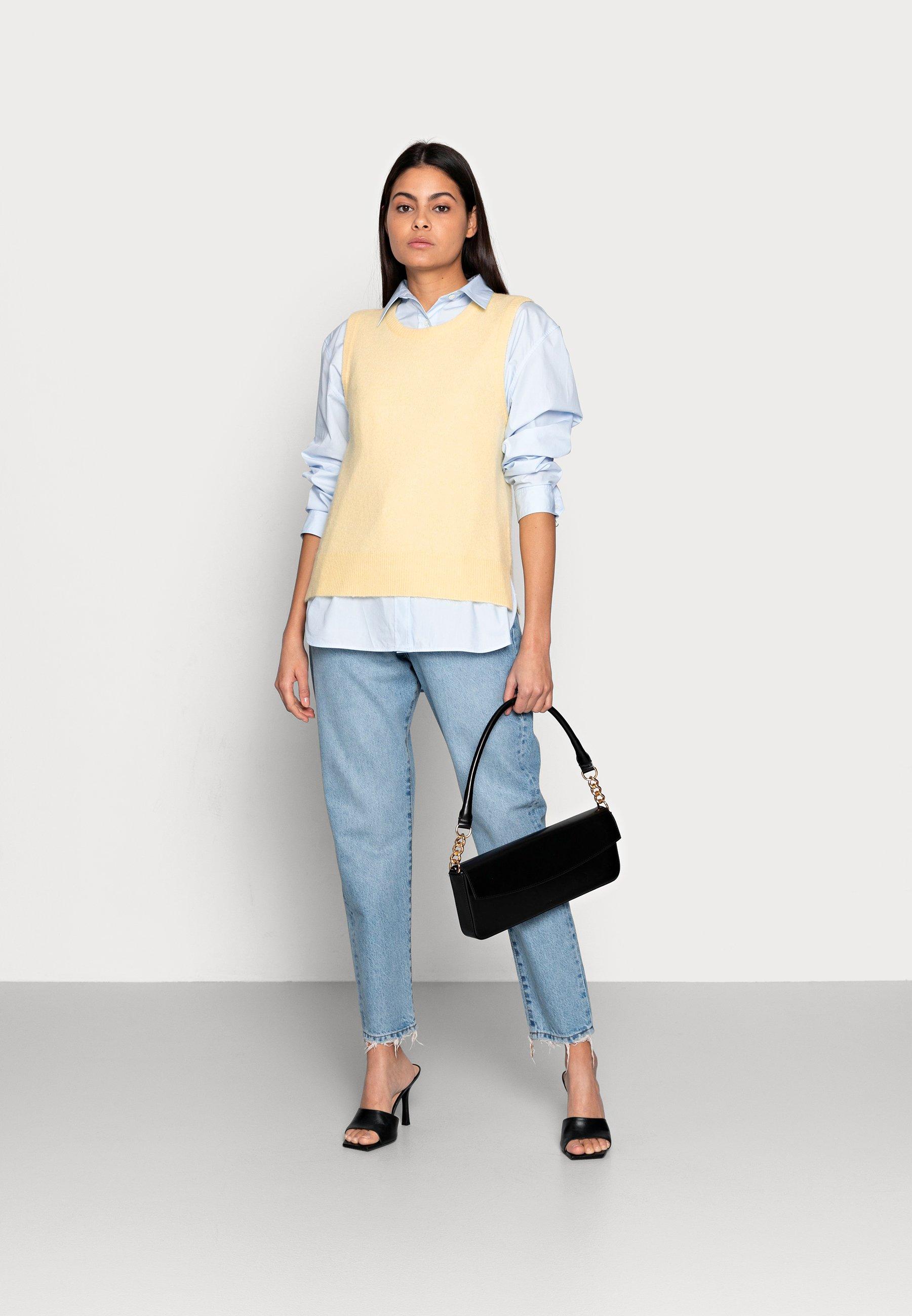Femme ZENIE VEST - Pullover