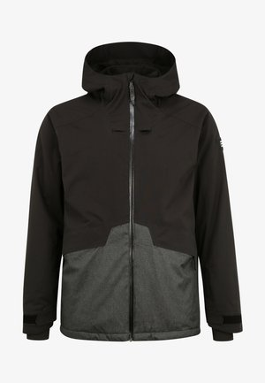 QUARTZITE  - Snowboard jacket - black out