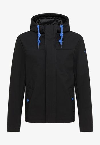 HAMBURG - Light jacket - schwarz
