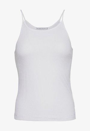VENETIAN TANK - Top - white