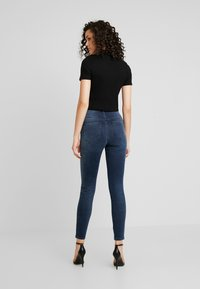 Diesel - SLANDY-HIGH - Jeans Skinny Fit - indigo - 2