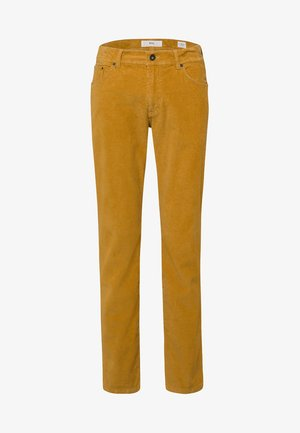 COOPER FANCY - Trousers - yellow