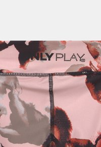ONLY Play - JABINA TRAIN GIRLS - Leggings - peachskin/black