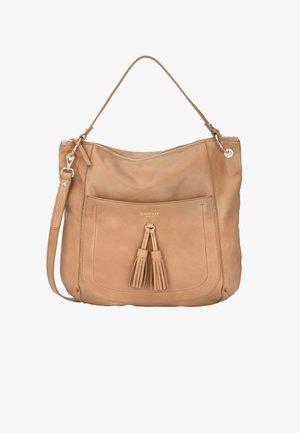 LUISA - Håndtasker - camel