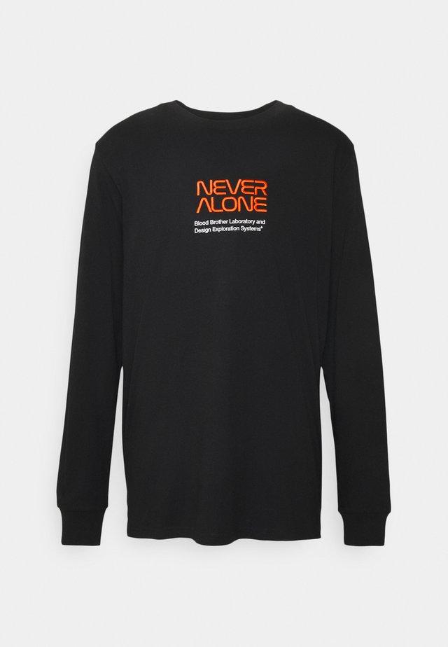 PECKHAM TEE - Camiseta estampada - black