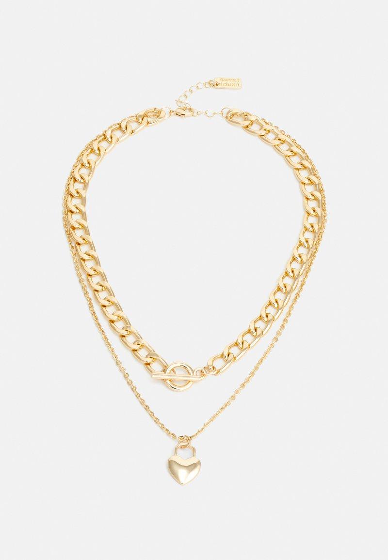sweet deluxe - NECKLACE - Kaulakoru - gold-coloured