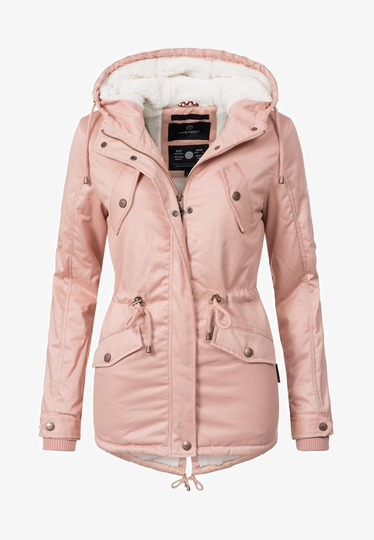 Marikoo - MANOLYA - Winter coat - pink
