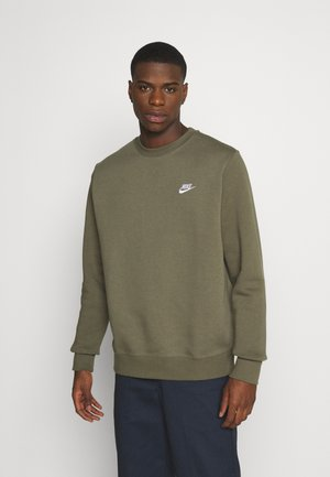 CLUB - Sweatshirt - twilight marsh/white