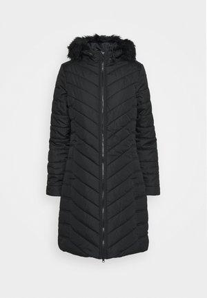 FRITHA - Zimní kabát - black