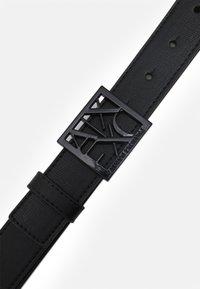 Armani Exchange - BELT - Belt - nero - 2