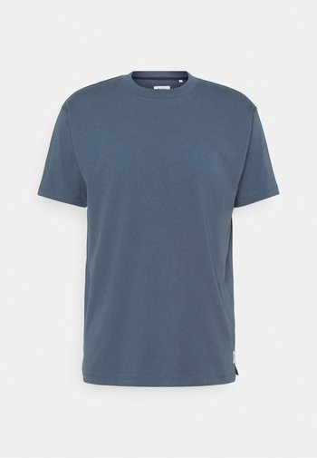 RELAXED - Basic T-shirt - grayish petrol