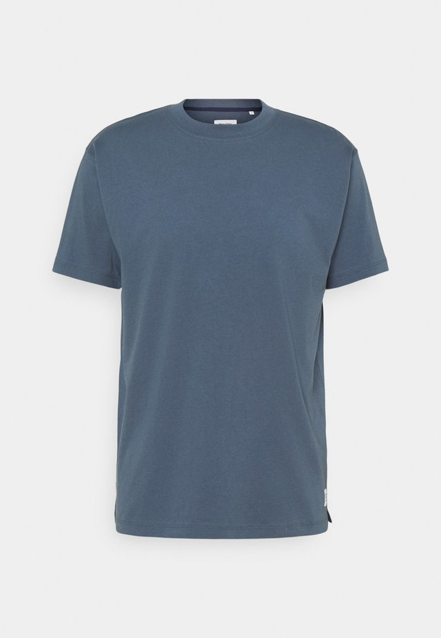 RELAXED - T-shirt basic - grayish petrol