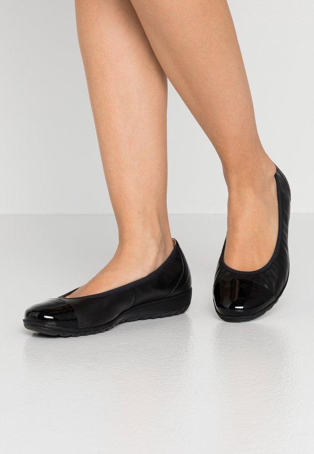 Ballerinaskor - black