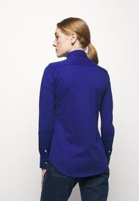 Polo Ralph Lauren - HEIDI LONG SLEEVE - Button-down blouse - sporting royal - 2