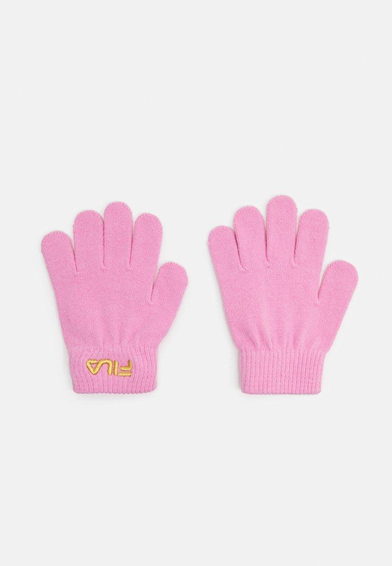 Fila - BASIC GLOVES UNISEX - Gloves - lilac sachet