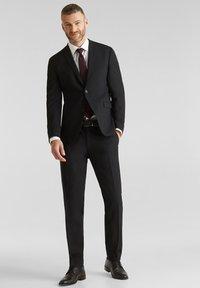 Esprit Collection - ACTIVE  - Suit jacket - black - 1