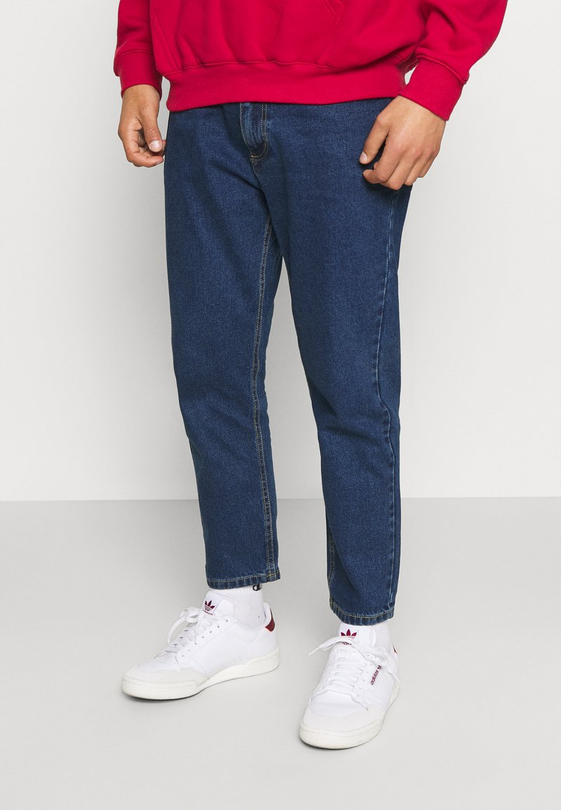 RETHINK Status - DAD - Jeans Tapered Fit - blue