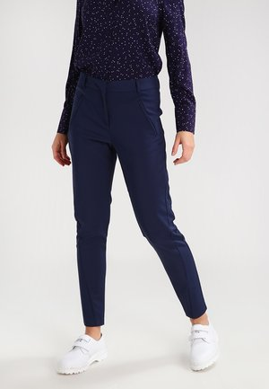 VMVICTORIA - Pantaloni - navy blazer