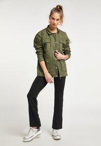 myMo - UTILITY  - Light jacket - militär grün - 1
