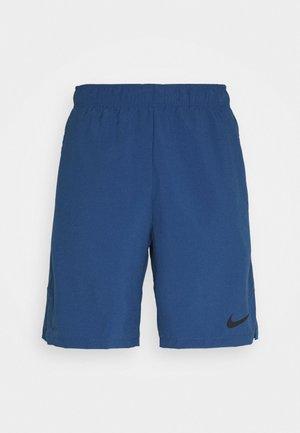 FLEX SHORT - Pantalón corto de deporte - mystic navy/black