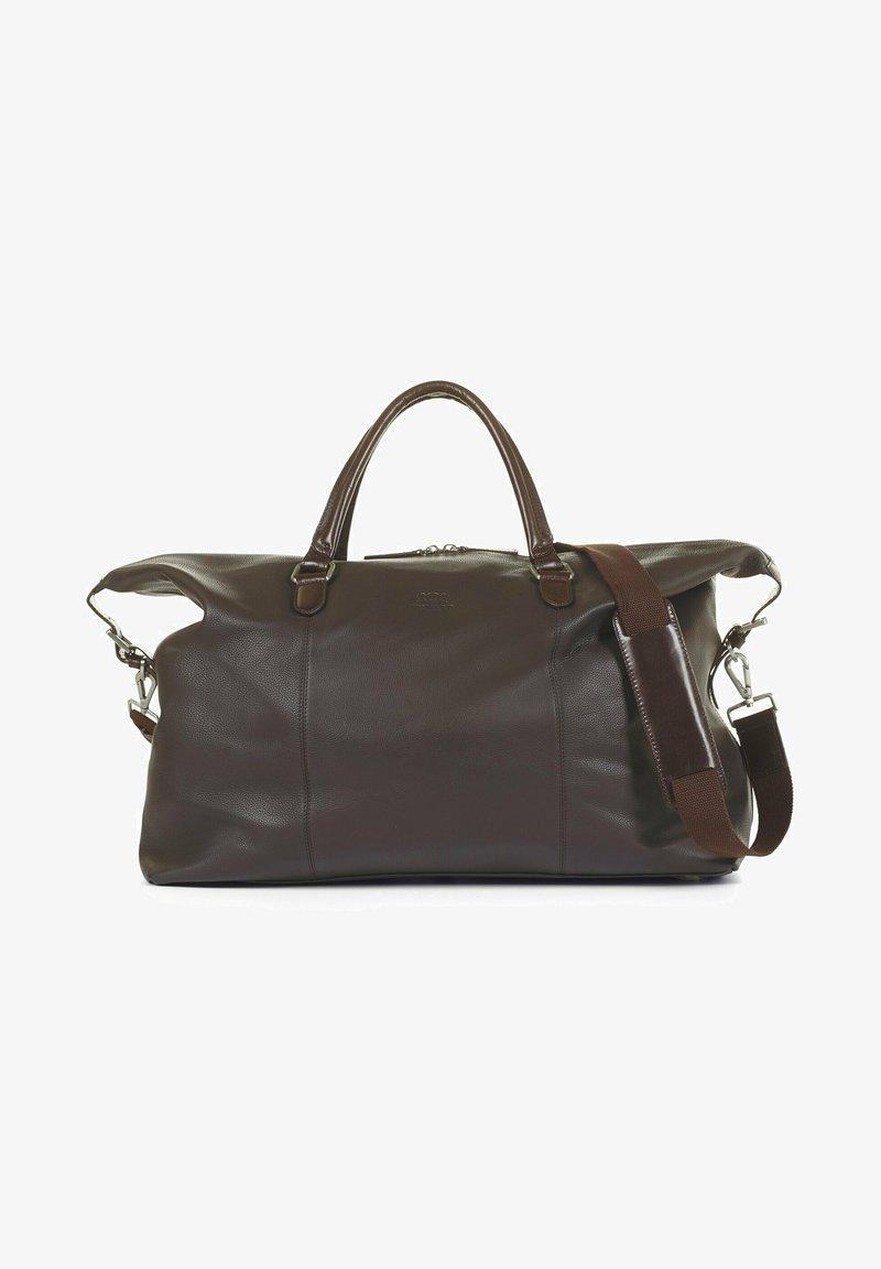 Howard London - Weekendbag - dark brown
