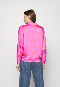 Cras - BIJOU - Button-down blouse - pink - 2