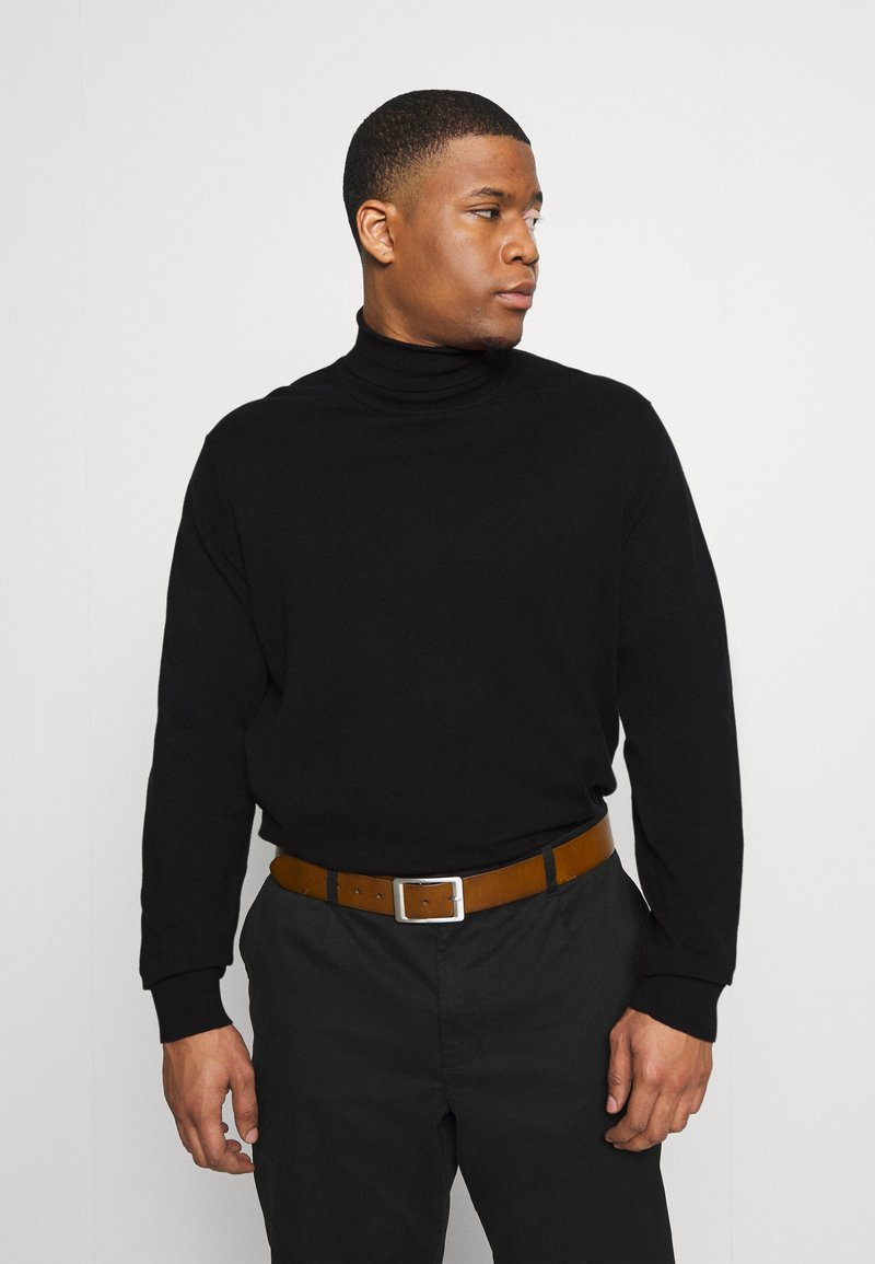 Pier One - Jumper - black