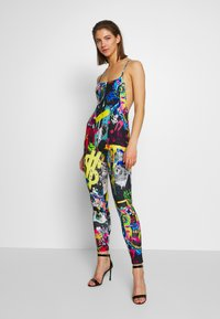 Jaded London - SQUARE NECK CATSUIT - Overal - multi-coloured - 0