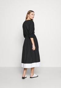 N°21 - Robe d'été - black - 3